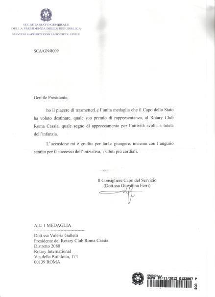 lettera Quirinale_01
